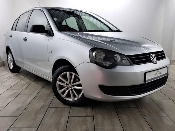 2012 Volkswagen Polo Vivo 1.6 Trendline Free State Bloemfontein_0