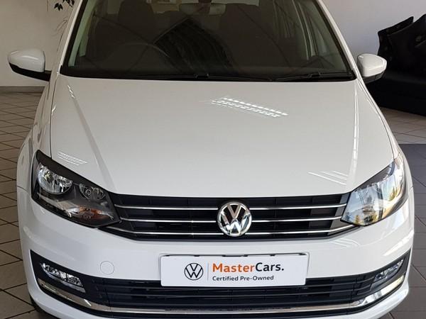 2019 Volkswagen Polo GP 1.6 Comfortline Gauteng Carletonville_0