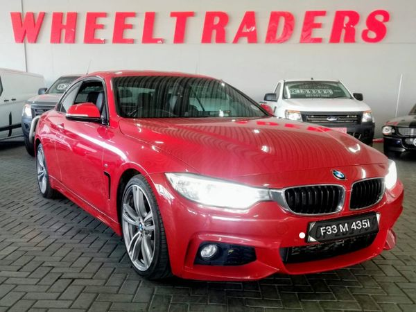 2014 BMW 4 Series 435i Convertible M Sport Auto Western Cape Parow_0