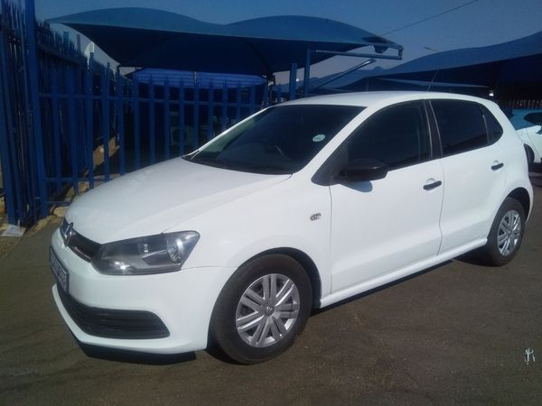 2018 Volkswagen Polo Vivo 1.6 Highline 5-Door Gauteng Johannesburg_0