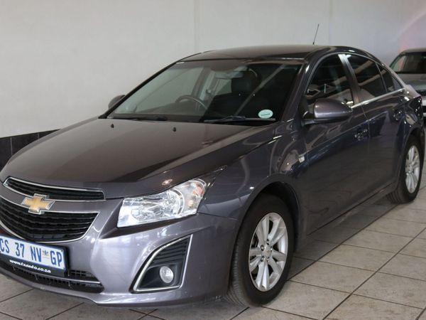 2013 Chevrolet Cruze 1.6 Ls  North West Province Potchefstroom_0