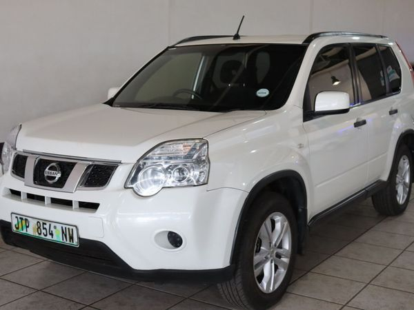 2013 Nissan X-Trail 2.0 4x2 Xe r79r85  North West Province Potchefstroom_0