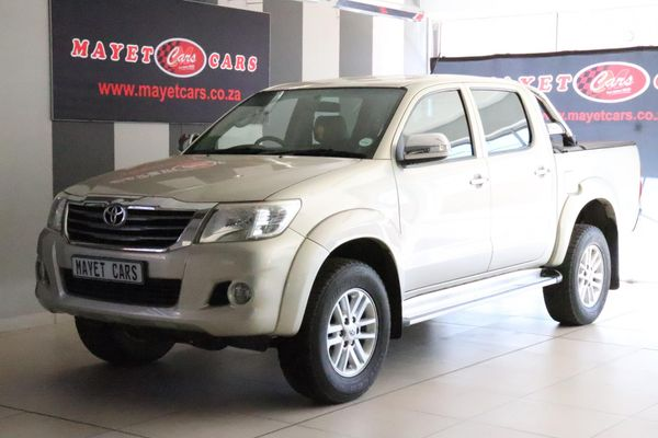 2012 Toyota Hilux 2.7 Vvti Raider Rb Pu Dc  Mpumalanga Delmas_0