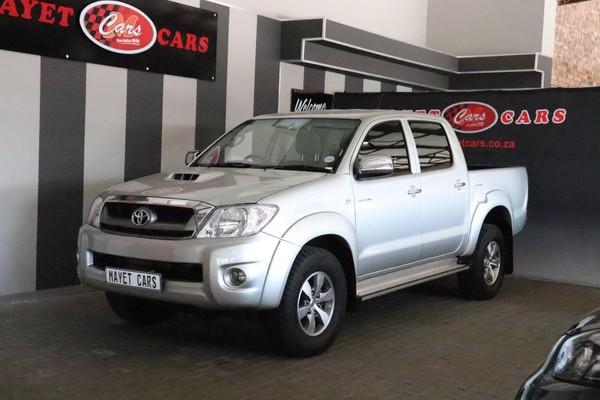 2011 Toyota Hilux 3.0 D-4d Raider 4x4 At Pu Dc  Mpumalanga Delmas_0