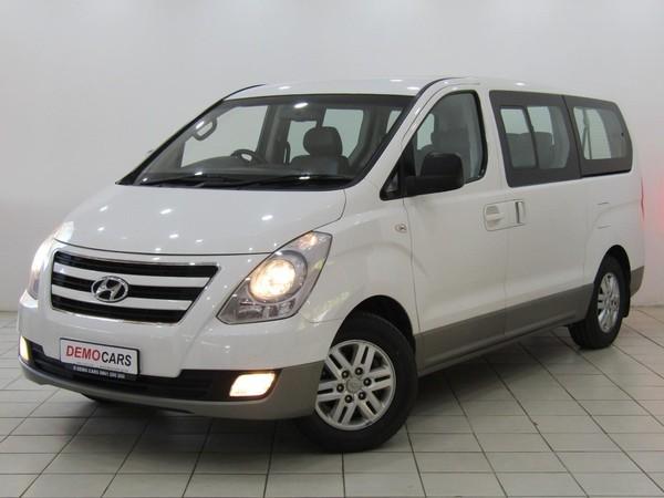 2017 Hyundai H1 Gls 2.4 Cvvt Wagon  Gauteng Pretoria_0