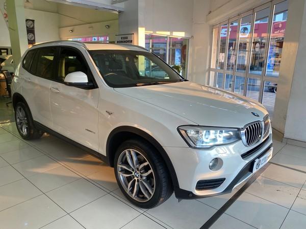 2015 BMW X3 xDRIVE20d Exclusive Auto Kwazulu Natal Durban_0