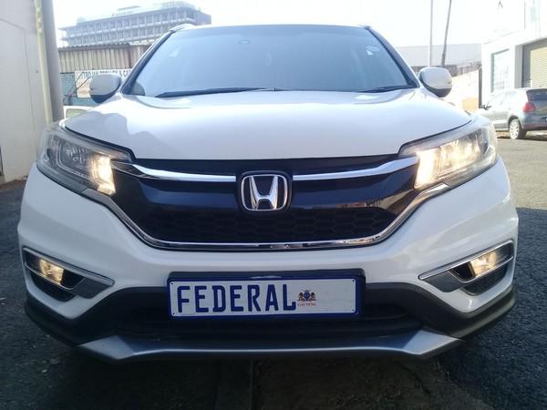 2016 Honda CR-V 2.0 Elegance Gauteng Johannesburg_0