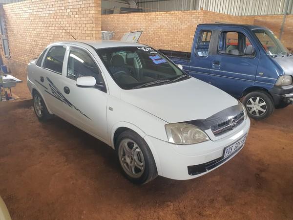 2003 Opel Corsa 1.4 Comfort Ac  Mpumalanga Mpumalanga_0