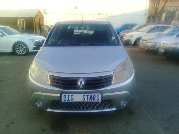 2010 Renault Clio Iii 1.6 Dynamique 5dr  Gauteng Johannesburg_0