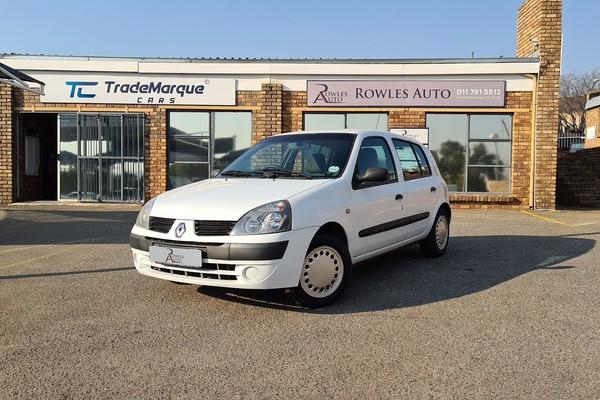 2006 Renault Clio 1.4 Va Va Voom  Gauteng Randburg_0