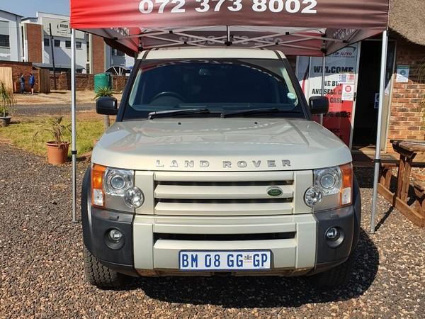 2008 Land Rover Discovery 3 Td V6 S At  Gauteng Pretoria_0