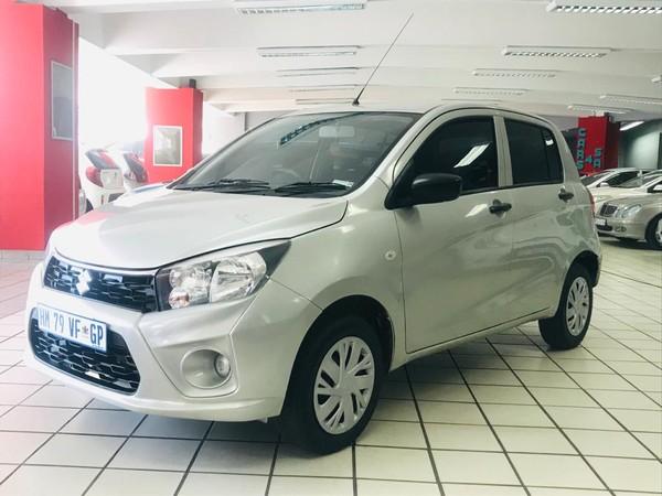 2018 Suzuki Celerio 1.0 GA Gauteng Springs_0