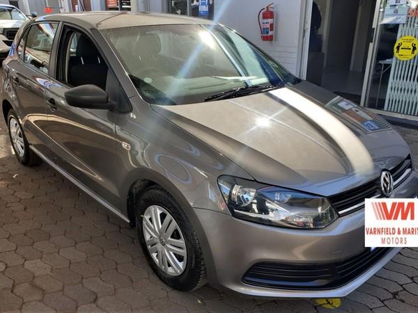 2018 Volkswagen Polo Vivo 1.4 Trendline 5-Door Gauteng Pretoria North_0