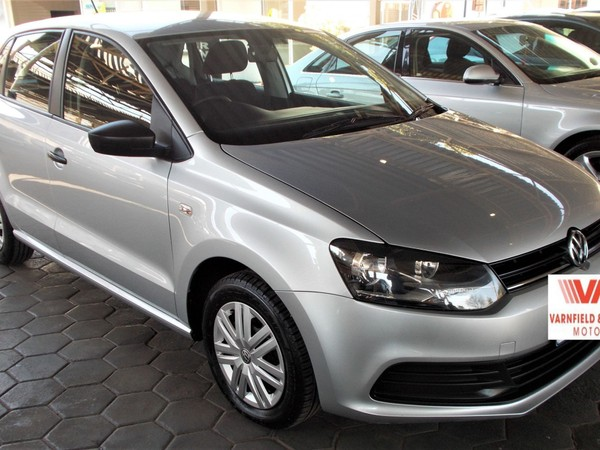 2019 Volkswagen Polo Vivo 1.4 Trendline 5-Door Gauteng Pretoria North_0