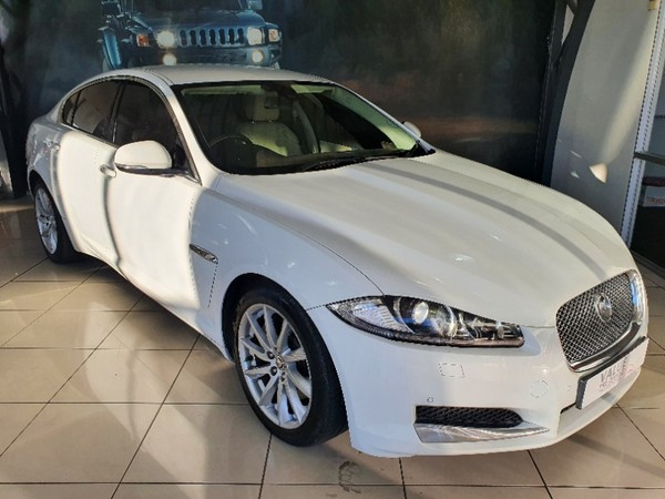 2013 Jaguar XF 2.2 D Premium Luxury  Western Cape Goodwood_0