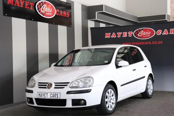 2007 Volkswagen Golf 1.9 Tdi Comfortline  Mpumalanga Delmas_0