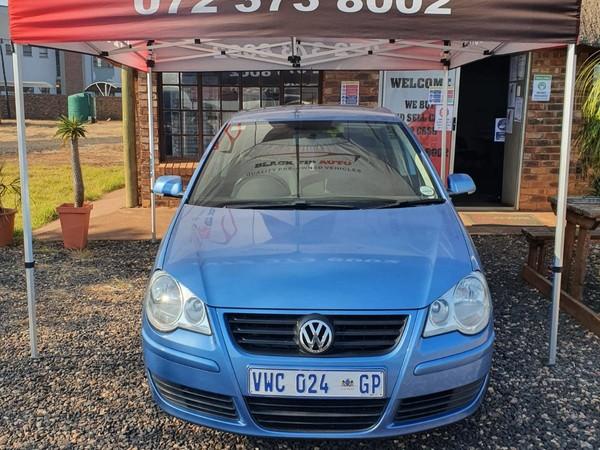 2007 Volkswagen Polo Classic 1.6 Comfortline  Gauteng Pretoria_0