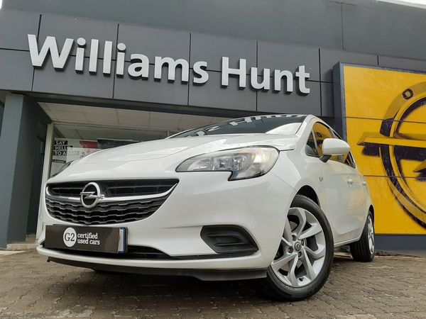 2019 Opel Corsa 1.0T Enjoy 5-Door Gauteng Midrand_0