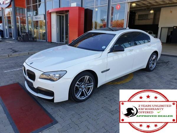 2011 BMW 7 Series 750i M SPORT UNBEATABLE DEAL Gauteng Midrand_0