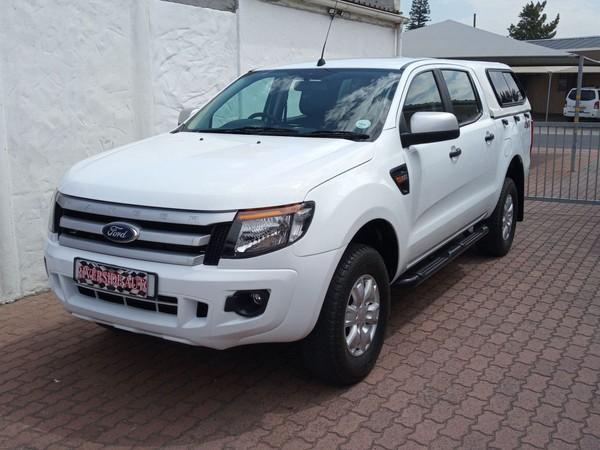 2015 Ford Ranger 2.2TDCi XLS 4X4 Double Cab Bakkie Western Cape Cape Town_0