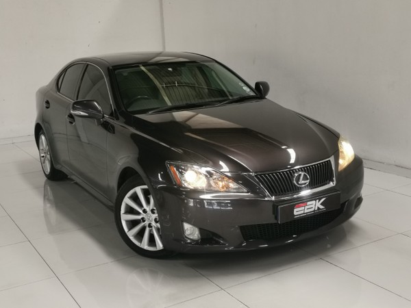 2010 Lexus IS 250 At  Gauteng Rosettenville_0