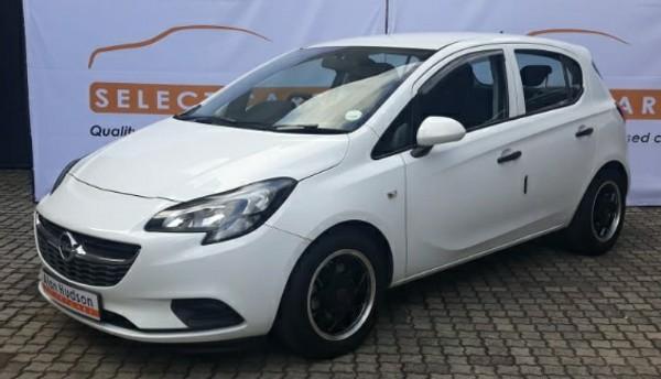 2015 Opel Corsa 1.0T Enjoy 5-Door Mpumalanga Nelspruit_0