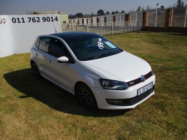 2013 Volkswagen Polo 1.6 Comfortline 5dr  Gauteng Roodepoort_0