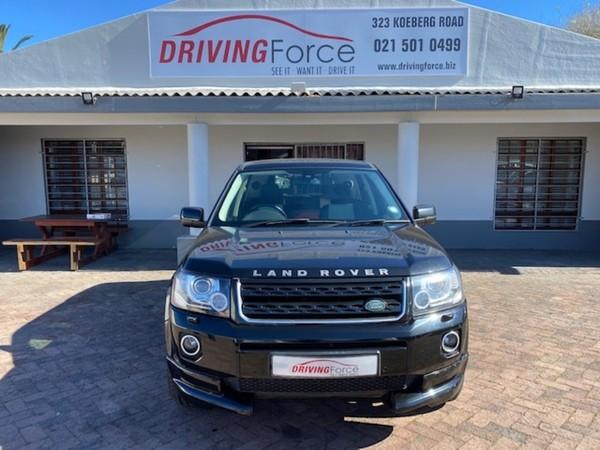 2013 Land Rover Freelander Ii 2.0 Si4 Dynamic At  Western Cape Wynberg_0