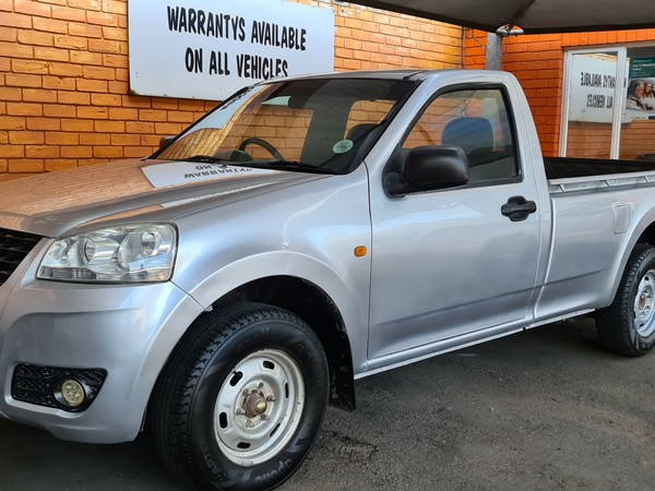 2015 GWM Steed 5 2.2 MPi SV Single Cab Bakkie Kwazulu Natal Durban_0