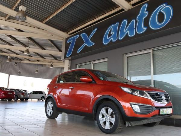 2012 Kia Sportage 2.0  North West Province Potchefstroom_0