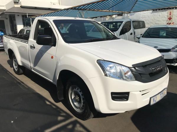 2016 Isuzu KB Series 250D LEED Single Cab Bakkie Kwazulu Natal Durban_0