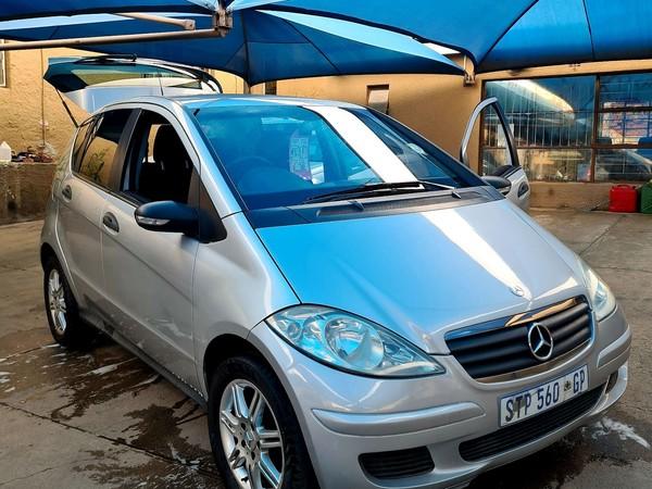 2007 Mercedes-Benz A-Class A 170 Classic  Gauteng Johannesburg_0