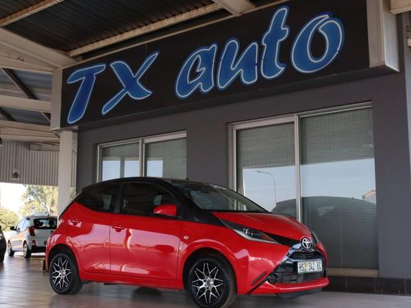 2016 Toyota Aygo 1.0 X- PLAY 5-Door North West Province Potchefstroom_0