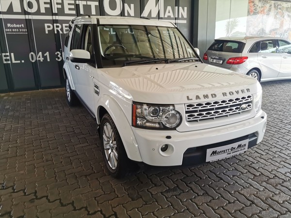 2013 Land Rover Discovery 4 3.0 Tdv6 Se  Eastern Cape Port Elizabeth_0