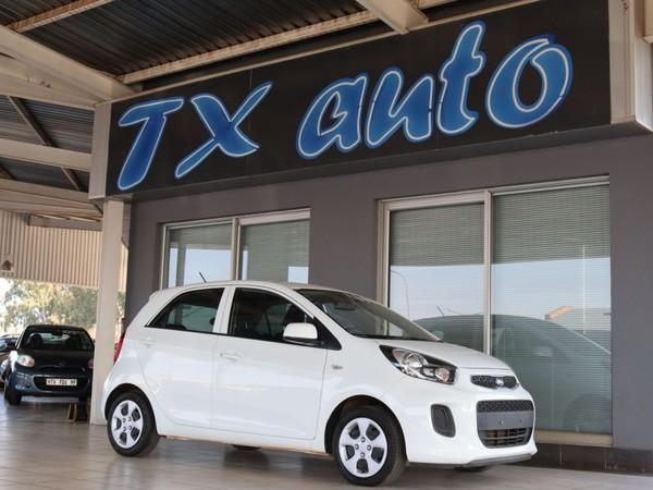 2016 Kia Picanto 1.0 LS North West Province Potchefstroom_0