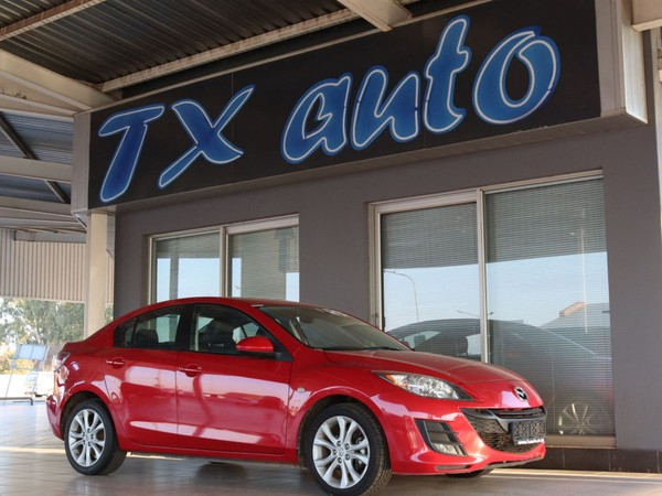 2010 Mazda 3 1.6 Dynamic  North West Province Potchefstroom_0
