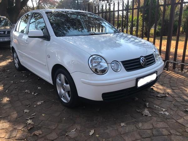 2004 Volkswagen Polo Classic 1.6 Comfortline  Gauteng Boksburg_0