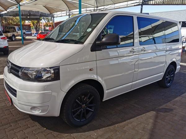 2013 Volkswagen Kombi 2.0 Tdi 75kw Base  Gauteng Pretoria_0