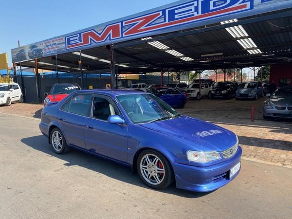 1999 Toyota Corolla Rxi  Gauteng Benoni_0