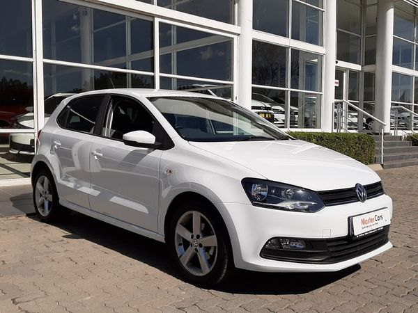 2020 Volkswagen Polo Vivo 1.6 Highline 5-Door Gauteng Midrand_0
