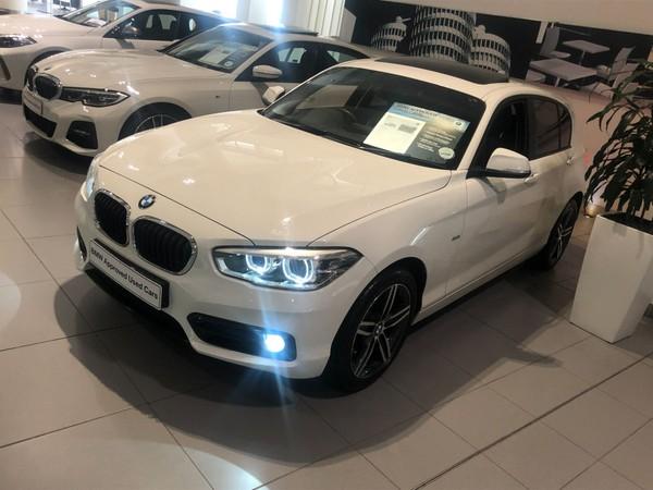 2018 BMW 1 Series 120d Sport Line 5DR Auto f20 Western Cape Cape Town_0
