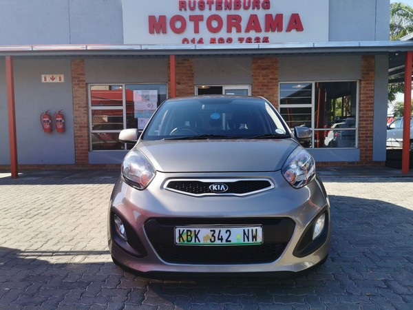 2014 Kia Picanto 1.0 Lx  North West Province Rustenburg_0