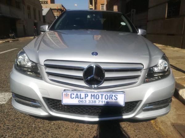 2012 Mercedes-Benz C-Class C 180k Estate Sport At  Gauteng Marshalltown_0