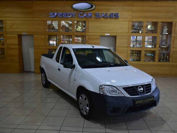 2020 Nissan NP200 1.6  Ac Safety Pack Pu Sc  North West Province Klerksdorp_0