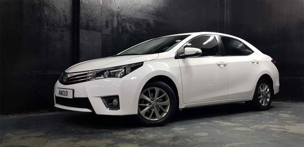 2015 Toyota Corolla 1.6 Sprinter Gauteng Benoni_0