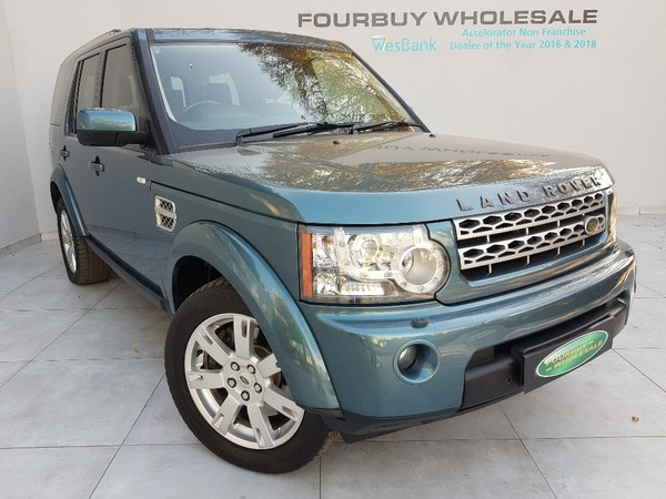 2010 Land Rover Discovery 4 3.0 Tdv6 Se  Gauteng Four Ways_0