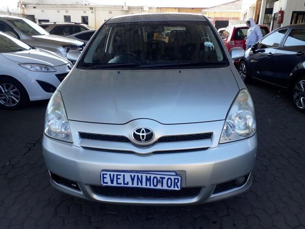 2007 Toyota Verso 160 Sx  Gauteng Johannesburg_0