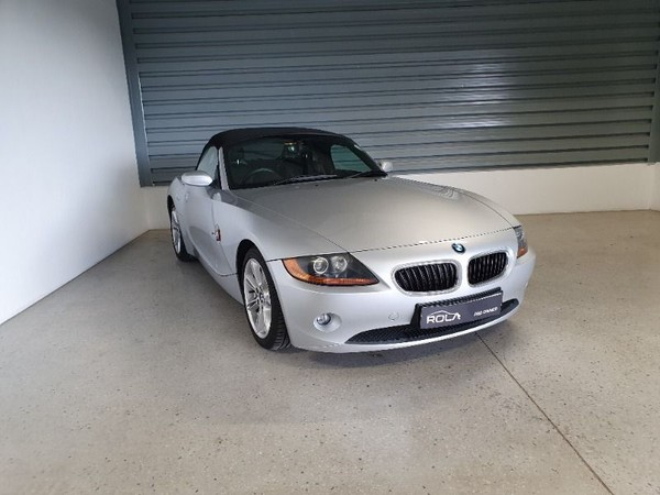 2005 BMW Z4 Roadster 2.5i At  Western Cape Somerset West_0
