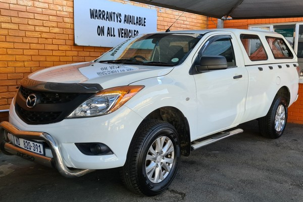 2014 Mazda BT-50 3.2 TDi SLX Bakkie Single cab Kwazulu Natal Durban_0