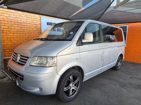 2007 Volkswagen Kombi 1.9 Tdi  Kwazulu Natal Durban_0